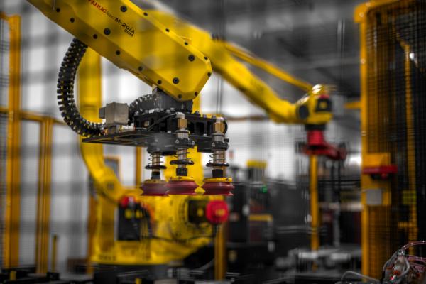 Industrial & Collaborative Robotic Work Cells