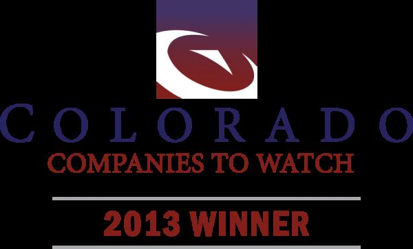 Colorado Companies To Watch - 2013 Winner